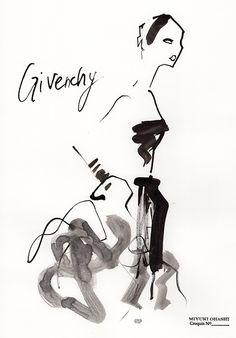 Givenchy Spring 2016»instagram