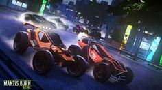 EXPLOSIVE NEW BATTLE CARS CONTENT NOW AVAILABLE FOR MANTIS...