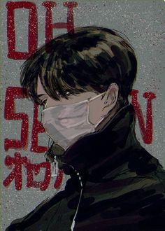 Exo Fan Art, Art Prompts, Kpop Fanart, Sehun, Dark Art, My Drawings, Chibi, Pop Art, Anime Art