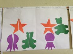 Kindergarten and Mooneyisms: Equal and Unequal Halves