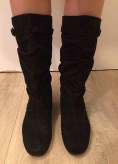 Kaufe meinen Artikel bei #Kleiderkreisel http://www.kleiderkreisel.de/damenschuhe/stiefel/115072892-stiefel-schwarz-gr-39-blogger-hipster-boho-goa-hippie