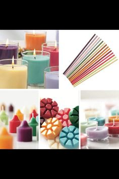The Variety of ways to fragrance your space(s). Shop at partylite.biz/AvouxDuo2