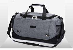 cba7606a8244 46% СКИДКА Мужская спортивная сумка путешествие на открытом воздухе плечо  сумки Tote сумки спортивные сумки вещевой Для мужчин Crossbody большие  одежды ...