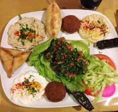 Jenin Grill: en restaurang med ett bra vegetariskt utbud på Hisingen, Göteborg.