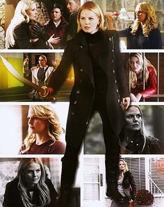 Once upon a time - Jennifer Morrison - Emma Swan #OUAT