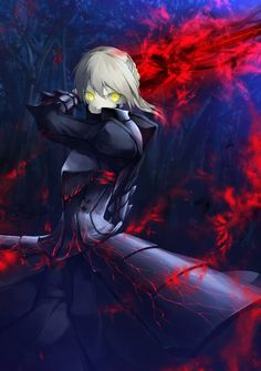 Fate/Stay Night: saber alter
