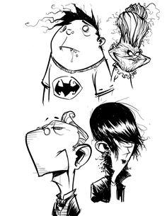 Skottie Young Characters
