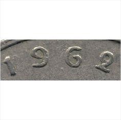 Belgium : 1 Frank 1962 Dutch Legend Doubled Date Veiling in de België,Europa (niet of voor €),Munten,Munten & Banknota's Categorie op eBid België