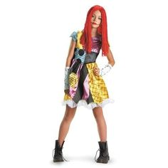 disney christmas costumes christmas costumes for teens The Nightmare Before Christmas Sally Child Halloween Costume Costumes Halloween Disney, Tween Costumes, Halloween Fancy Dress, Christmas Costumes, Halloween 2015, Spirit Halloween, Skeleton Costumes, Halloween City, Trendy Halloween