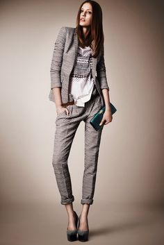 Burberry Prorsum Resort 2013 - Collection - Gallery - Style.com