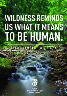 """""""Wildness reminds us what it means to be human."""" - Terry Tempest Williams #nature #quote"""