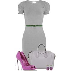 """""""*RED VALENTINO* DRESS"""" by sonies-world on Polyvore"""