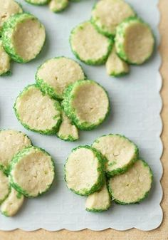 Get ready for St. Patrick's Day with these adorable Shamrock Cookies