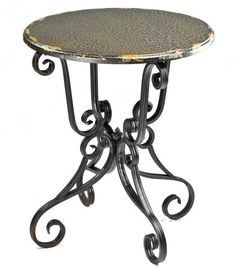Safavieh American Home Collection Chartreuse Antique Black Iron Side Table Safavieh http://www.amazon.com/dp/B0044EH8TE/ref=cm_sw_r_pi_dp_spIPtb1P21MRM6NA