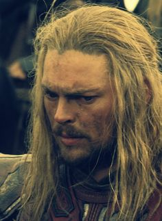 """""""It shall be so. Legolas upon my left, and Aragorn upon my right, and none will dare to stand before us."""""""