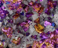 Chalcopyrite on Dolomite - Sweetwater Mine, Reynolds County, Missouri