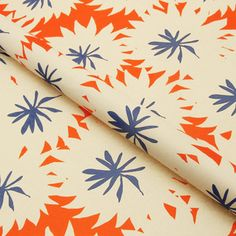 Flora Wrapping Paper Calm now featured on Fab.