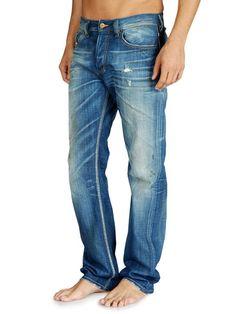 Pánské jeans Larkee-Relaxed Diesel