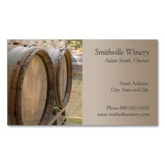 Liquor store and distillery business card food drink business wine barrels business card colourmoves