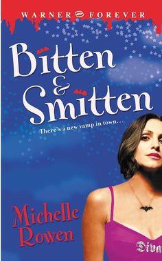 For a spooky read this October: Bitten & Smitten