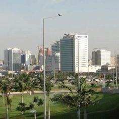 Luanda, the capital and largest city in Angola