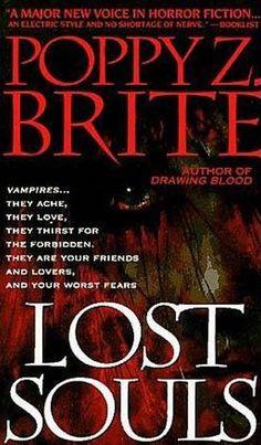 """""""Lost Souls"""" By Poppy Z. Brite"""