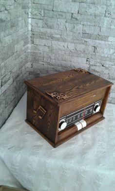 Decorating Blogs, Stencils, Decorative Boxes, Scrap, Radios, Woods, Home Decor, Ideas, Picture On Wood