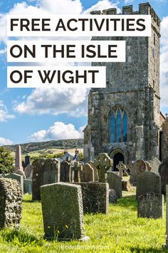 Free things to do on the Isle of Wight. #travel #coast #isleofwight #trip #history British Travel, Free Activities, Free Things To Do, Isle Of Wight, Great Britain, Attraction, Scotland, Coastal, Most Beautiful