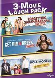 3-Movie Laugh Pack: Forgetting Sarah Marshall/Get Him to the Greek/Role Models [2 Discs] [DVD], 61131167