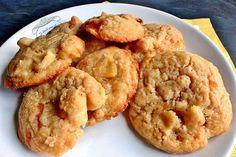 Cookies aux pommes caramélisées : Il était une fois la pâtisserie
