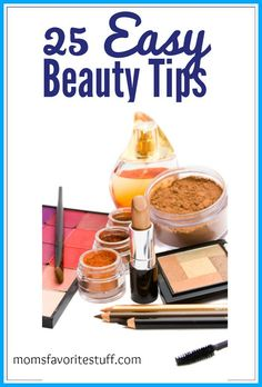 Easy Beauty Tips