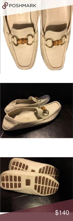 Gucci Driving Loafers Gently used soft leather drivers Gucci Shoes Flats & Loafers