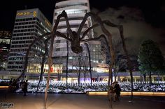 Roppongi | Roppongi Christmas Pictures 2010 – Including Illuminations at Tokyo ...