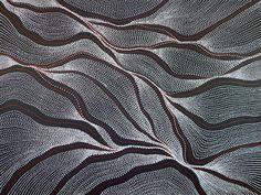 Anna Pitjari / River Country - aboriginal design