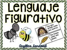 Figurative Language Lenguaje figurativo