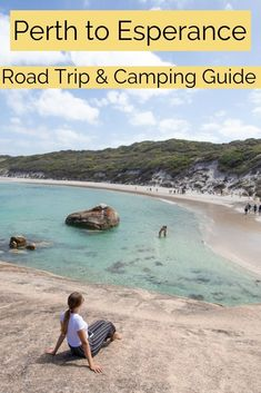 These are the best places to stop and camp on a road trip between Perth and Esperance. It includes things to do, hikes and campsite recommendations. Visit Australia, Western Australia, Australia Travel, Travel Guides, Travel Tips, Travel Advise, Travelling Tips, Australian Road Trip, Camping Guide