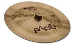 Paiste 2002 Classic Cymbal China Type China 18-inch by Paiste. $266.60. Save 35% Off!