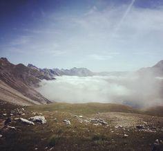 #hiking #austria    Was für eine Stimmung! #stanton