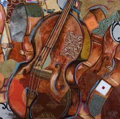 Solfege Family CollectionOriginal Limited Edition by ArtbyKVK, $20.00