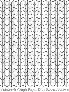 knit stitch Graph Paper small without ginger bunny dot com by garilynn, via… Knitting Graph Paper, Knitting Help, Knitting Charts, Loom Knitting, Knitting Stitches, Knitting Designs, Knitting Projects, Hand Knitting, Knitting Patterns