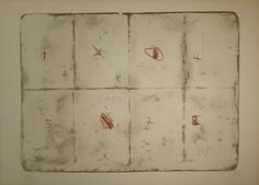 artspotting: Antoni Tapies.