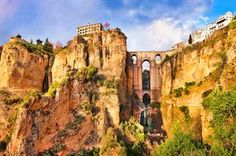 TripBucket - We want You to DREAM BIG! | Dream: Visit Ronda, Spain