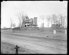 Springfield Massachusetts, Forest Park, Online Library, Park Avenue, Historical Society, Commonwealth, Old Houses, Castles, Homes