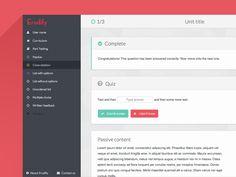 Full interface WIP