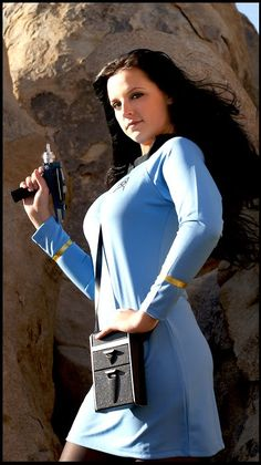 Star Trek cosplay