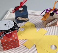 Simple favor box  The Joy of Crafting: September's second Joy of Crafting Show