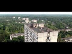 Eerie Drone Footage Provides Rarely Seen Glimpse of the Ruins of Chernobyl    One of the unmanned aerial vehicles lets us get up close to the crumbling buildings in the disaster-ravaged Ukrainian city of Pripyat.