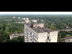 ▶ Drone en Chernóbil - YouTube