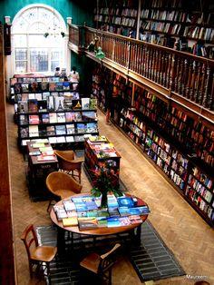 Beautiful Book Shop. #reading, #books