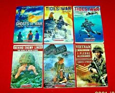 6 War Chapter Books Boys Dog Tags Tides of War C. Alexander London Grades 4-7 Pledge Of Allegiance, Boy Dog, Books For Boys, Chapter Books, See Picture, Dog Tags, Good Books, War, Great Books